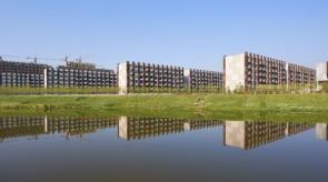 大庆都市左岸-建成实景照片