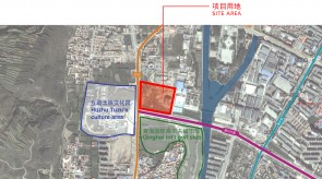青海互助县温泉综合体-区位分析图