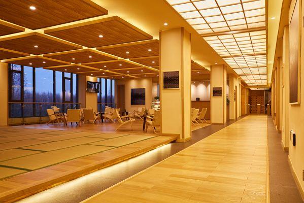 日式休闲空间