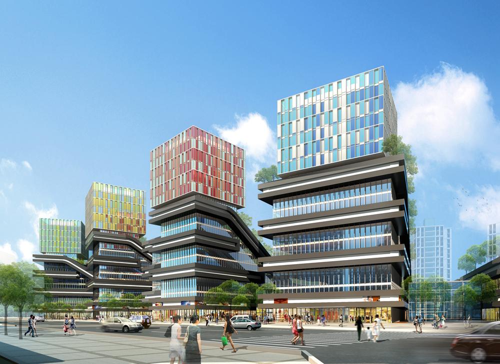 Chengdu Zhongtie west city